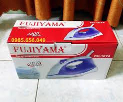 Bàn ủi hơi nước Fujiyama FSI-107A mới 100% - chodocu.com