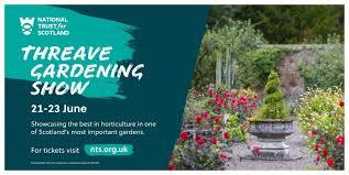 threave gardening show