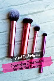 everyday essentials brush set