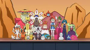 SM093: Lillier and the Staff! | Pokémon Wiki