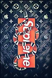 wallpaper iphone supreme background