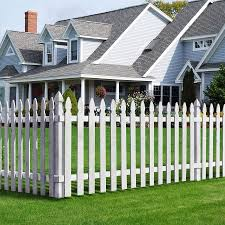Outdoor Essentials Actual 3 5 Ft X 8 Ft White Cedar Spaced Picket French Gothic Wood Fence Panel Lowes Com In 2020 Fence Panels Fence Design Outdoor Essentials