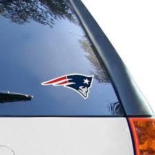 New England Patriots Car Decals Patriots Bumper Stickers Decals Fanatics