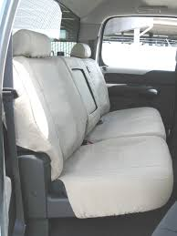 ford truck seat covers custom canvas