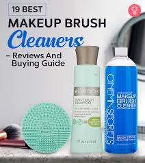 19 best makeup brush cleaners of 2020