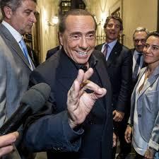 Silvio Berlusconi dice addio a Palazzo Grazioli