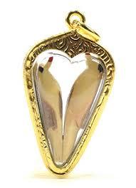 jade buddha pendant thai amulet gold