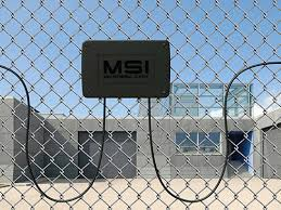 Ism Smart Fence Integrated Security