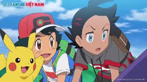 🔥 Pokemon Sword And Shield 🔥 Tập 2 Satoshi và Go, tiến lên cùng Lugia!!  Vietsub - YouTube