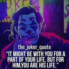 the joker quote instagram profile posts and stories com