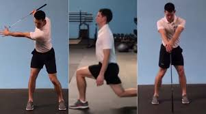 home exercises to improve your golf game