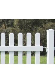 Pvc Picket Fence Post Cap Holstens