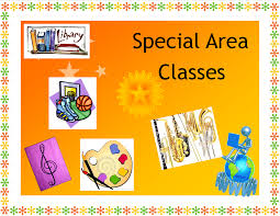 Special Areas Schedule - sreither