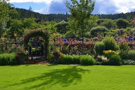the butchart gardens victoria canada
