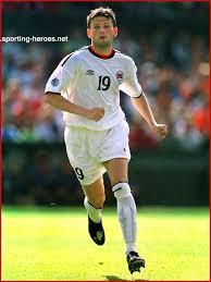Eirik Bakke - UEFA Europeisk Mesterskap 2000 - Norge