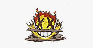 Overwatch Stickers Junkrat 395x344 Png Download Pngkit