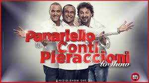 Stasera tv 14 febbraio | Raiuno | Panariello, Conti, Pieraccioni ...