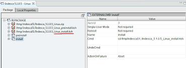 blpacakge inheriting an env variable