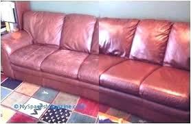 how to fix a ripped leather sofa