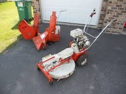 ariens trac team vintage ariens with