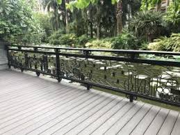Wholesale Price Villa Garden Decorative Laser Cut Steel Screen Fence Panels For Sale Metal Railing Staircase Fence Manufacturer From China 108401700