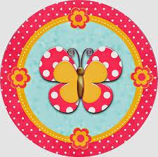 Kit De Buhos Y Mariposas Para Imprimir Gratis Manualidades