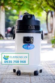 Máy hút bụi nước công nghiệp Lifeclean thùng nhựa 30 lít - Cleaning.vn -  Tổng Kho Thiết Bị Hóa Chất Vệ Sinh