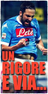 Tra Juve e Napoli lo scudetto è ancora in bilico. Higuain è ...