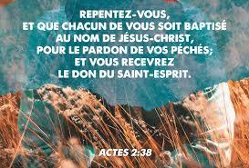 Bible - Journal Chrétien