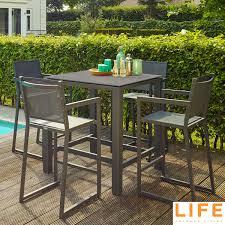 life outdoor living juwel 5 piece bar