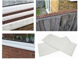 Fence Wall Spikes Anti Climb Guard Security Spike Cat Bird Repellent Deterrent Buy Products Online With Ubuy Sri Lanka In Affordable Prices 251664110085