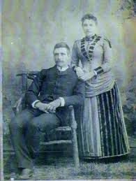 Frederick Rufus Bumpus - Elma Elizabeth Davison | FamilyOldPhotos.com,  Genealogy and History Photographs, Old Photos