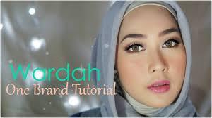 tutorial makeup natural wardah
