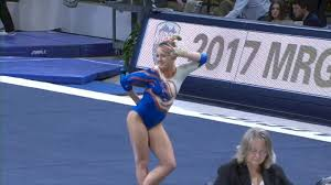 Abby Webb - Floor, Boise State - 2017 Mountain Rim Gymnastics Conference  Championships