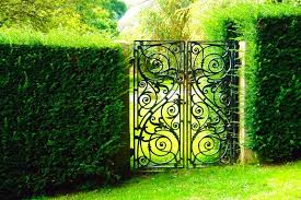 33 Stylish Garden Fence Ideas To Boost The Value Of Your Property Properly Rooted