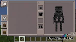 mob armor by temposdarks for minecraft