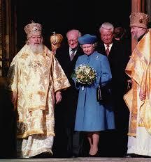 Государственный визит королевы Елизаветы II в Россию: varjag2007su ...