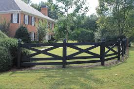 Wood Rail Fence Designs Consumer Insight