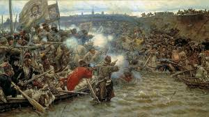 battle war siberia russian army