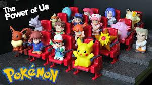 Pokemon the movie merchandise - The Power of Us - - YouTube