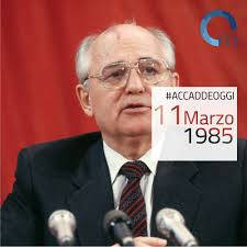 Michail Gorbaciov segretario del PCUS - OpenMag