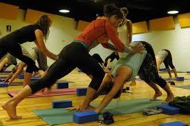 yoga teacher in crewe