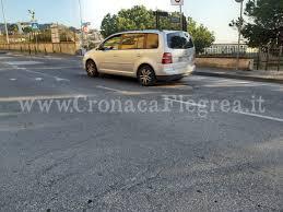 POZZUOLI/ Strada killer: è giallo sui lavori in via Solfatara ...