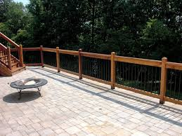 Patio Railings Wrought Iron Gate Fence Railing Welding Patio Railing Patio Fence Patio