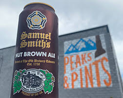 Samuel-Smith-Nut-Brown-Ale-Tacoma - Peaks and Pints Proctor TacomaPeaks and  Pints Proctor Tacoma |