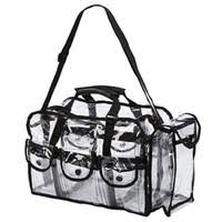 plastic clear makeup bags whole uk