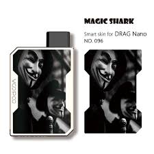 Skin Decal For Voopoo Drag Nano Decal Only Device Is Not Included