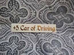 D D 5 Car Of Driving Dungeons Dragon 5 Vinyl Decal Sticker Auto Gaming Dnd Rpg Ebay