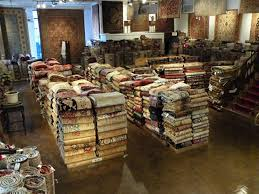 wide choice of handmade rugs chicago