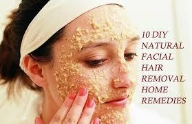 10 diy natural hair removal home